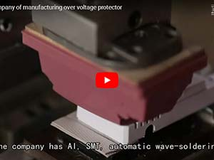 BXST-A company of manufacturing over voltage protector