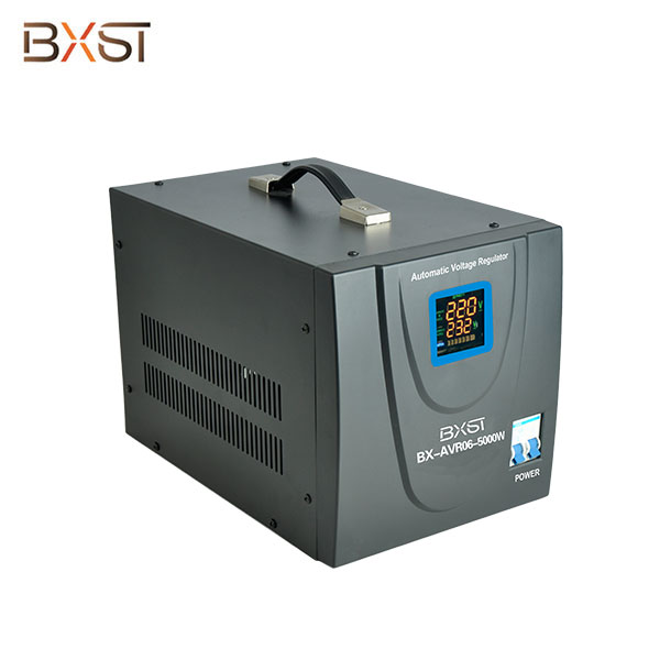 Of Automatic Voltage Control And Regulation Its Input Voltage