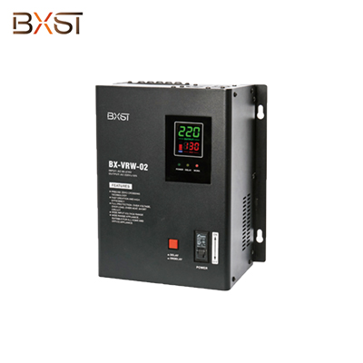 BX-VRW02 Relay Type Home Widely Used Automatic Power Voltage Regulator StabilizerAutomatic Voltage Regulator Stabilizer
