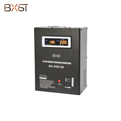 BX-VRD08 12KVA Stable Household Appliance High Automatic Voltage Regulator 220V